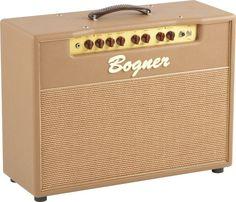 BognerDuende Series 30W 2x12 Tube Guitar Combo AmpTan
