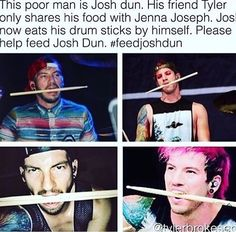 #feedjoshdun<<<ok but these dont even look like the same person (i know it is but still)
