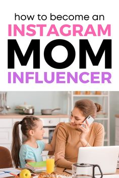 Learn how to become an Instagram mom influencer with tips for growing your following today. Click here to discover 10 actionable steps you can take to start making money on Instagram now. How To Start A Blog, How To Make Money, How To Become, Creative Business, Business Tips, Making Money On Instagram, Successful Online Businesses, Instagram Influencer, Influencer Marketing