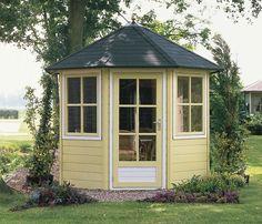 pavillon selber bauen so geht 39 s garten in 2018. Black Bedroom Furniture Sets. Home Design Ideas
