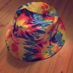 Tie dye bucket hat Great condition Accessories Hats e7e3ccdb9856