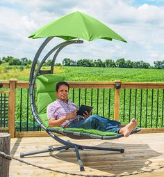 The Zero Gravity Hammock Chair | 26 Things Every Lazy Person Needs This Summer