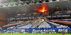 #Derby. The Sud wins the game of the fans #SampGenoa