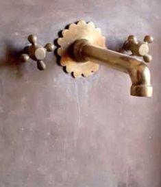 Italian brass faucet