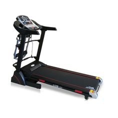 Electric Treadmill Multifungsi w/ Spring Shock Absorption & Belt Massager Promo Termurah Electric Treadmill, Gym Equipment, Belt, Spring, Fitness, Belts, Workout Equipment