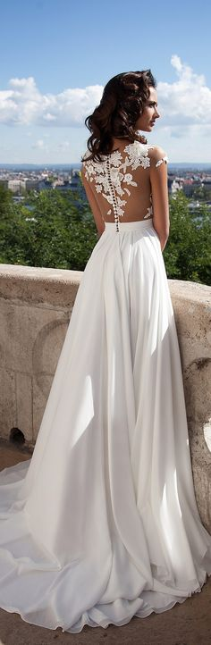 Milla Nova 2016 Bridal Collection - Selena - Belle The Magazine