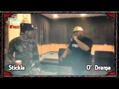 "Stickla & O Drama ""It Goes Down"" Live!!! Pt 1 #BlueAlbumRelease"