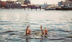 http://www.visithelsinki.fi/de/sehen-und-erleben/aktivitaten-in-helsinki/helsinki-und-das-meer-sommerhighlights #Finnland #Helsinki #Sommer