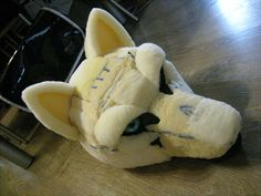 Wolf Fursuit WIP 2 by wolfblackwing on DeviantArt