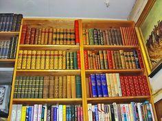 Livres, Étagères, La Bibliothèque, Librairie