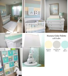 Boy Blue Nursery