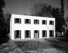 Uwe Schröder   Casa Blomer-Feldmann   Bonn, Alemania   1994-1995