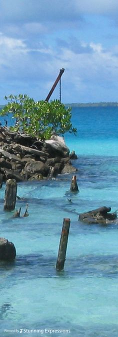 """Diego Garcia Island a """"foot shaped"""" atoll south of the Ecuator is a British Territory in the Indian Ocean"""