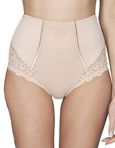 b6174f8431ad Best Shapewear | Maison LeJaby 13856247 Womens Gaby Pink With Lace Panty  Shaper Sculpting Brief Knickers