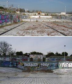 Urban Decay: 7 Abandoned Swimming Pools