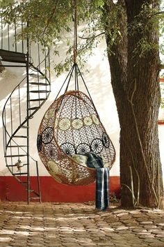 35 Fauteuils Suspendus En Rotin. Chair SwingHammock ... Amazing Ideas