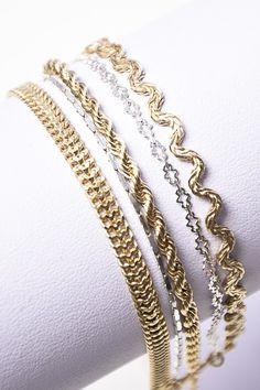 Adele Bracelet - Gold