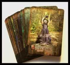 Full Moon Lenormand http://lenormandcards.com/page32.html