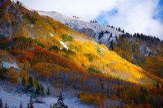 Red Mountain Pass - Colorado