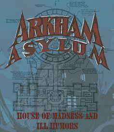Arkham Asylum - Elseworlds Wiki