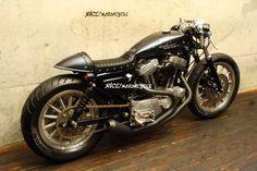 Milwaukee V-Twin Forum - Community & Infos über Harley-Davidson - Cafe Racer