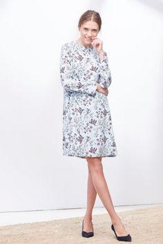 Cortefiel vestidos primavera 2017 (3)