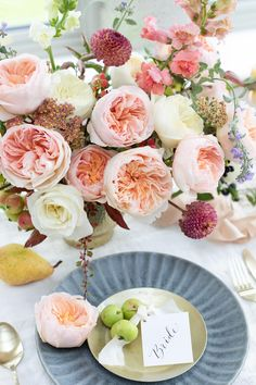 The world's most iconic roses taking centre stage at a Peaches and Cream wedding. Cream Wedding, Rose Wedding, Floral Wedding, Pastel Colour Palette, David Austin, Peach Colors, Light In The Dark, Special Occasion, Floral Design