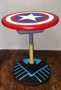 Picture of Avengers Home Defense Table