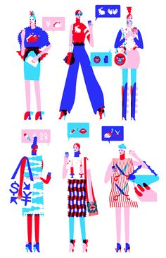 A Chat with John Lisle about Vectors, Palettes and Fashionable Figures