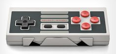 Relive The Glory Days – NES30 Bluetooth Controller