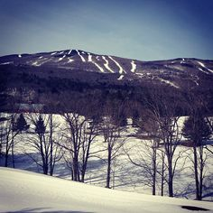 Before the huge snow storm.    #okemo #vermont #ludlowvt #skiing #snowboarding #eastcoast #newengland
