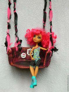 Swings for Monster High dolls