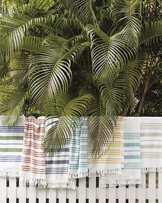 Fouta Beach TowelsFouta Beach Towels
