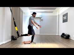 TRX Live | Strength & Conditioning | Louis Lopez - YouTube