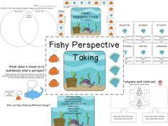 Speechy Musings: Fishy Perspective Taking Game