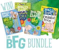 Win a big Roald Dahl book bundle with Storytime issue 23! Enter here:  http://www.storytimemagazine.com/win
