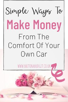In this post, I'm going to flip the cost of driving on its head and look at some simple ways to make money from your car. Admittedly, these aren't going to turn you into a millionaire but they can be a good stream of revenue to help make an extra £100 a day in your spare time. Ways To Save Money, How To Make Money, How To Become, Extra Cash, Extra Money, Create A Budget, Budgeting Tips, Pinterest Marketing, Simple Way