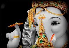 "Celebrate Ganeshotsav Festival at Lot of Happiness and Lord Ganesha Blessings on the Ouspicious occasion of ""Ganesh Chaturthi"" Sai Baba Hd Wallpaper, Ganesh Wallpaper, Lord Shiva Hd Wallpaper, Lord Krishna Wallpapers, Status Wallpaper, Computer Wallpaper, Hd Wallpaper Desktop, Jai Ganesh, Ganesh Lord"