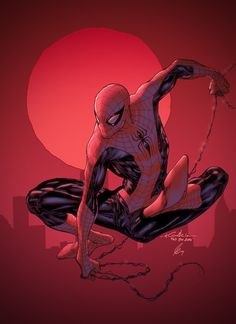 Spider-Man by Spider Guile