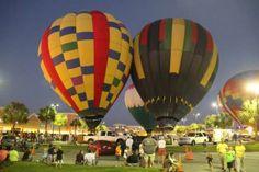 Enjoy high-flyin' fun at Gulf Coast Hot Air Balloon Festival on May 6-7 #BrettRobinson #GCHABalloonFest #Foley
