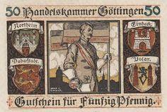 Notgeld Göttingen.