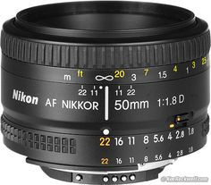 Nikon 50mm f/1.8 AF-D, the fastest lens ever made by Nikkor. It's even faster than the newest Nikon 50mm f/1.8G or 1.4G AF-S. The only downgrade is it doesn't have the rubber sealing at the metal mount to protect the censor against dust/moisture. Not really a problem, we've been using these lenses for years. Just be careful when changing lenses or shooting outdoor under bad weather conditions.