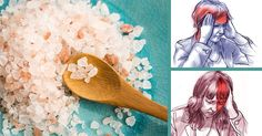 Approximately 12% of the United States population, including kids, suffers from migraines. Whether you're dealing with a headache or a migraine, if the cause is related to sodium deficiency, the cure could lie in a glass of salt water. Himalayan Pink Salt for Headaches In a cup of water, add...More