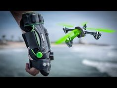 Razer Eidolon | World's First Wearable Drone System - http://bestdronestobuy.com/razer-eidolon-worlds-first-wearable-drone-system/