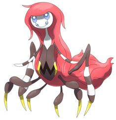 #??? Arachage by Smiley-Fakemon.deviantart.com on @DeviantArt