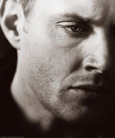 Jensen Ackles | Dean Winchester | The pain that Dean harbors