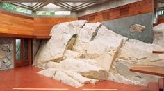 Controversial Frank Lloyd Wright-Designed Island For Sale.  Repinned by Secret Design Studio, Melbourne. www.secretdesignstudio.com