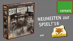 EXPERTENSPIELE Neuheiten mit Peter Eggert: präsentiert von Pegasus Spiel...