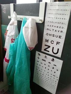 affiches vision docteur maternelle
