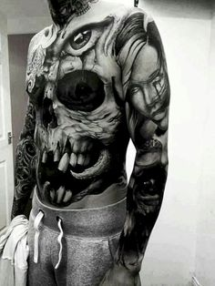 61 Best Stylish, Beautiful and Unique Tattoos for Men unique tattoos for men; unique tattoos for couples; unique tattoos for my son; unique tattoos for lost loved ones; unique tattoos for parents; unique tattoos for best friends Weird Tattoos, Badass Tattoos, Hot Tattoos, Great Tattoos, Skull Tattoos, Trendy Tattoos, Popular Tattoos, Body Art Tattoos, Tattoos For Guys